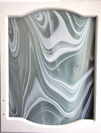 Cabinet2 for Baroque glass door